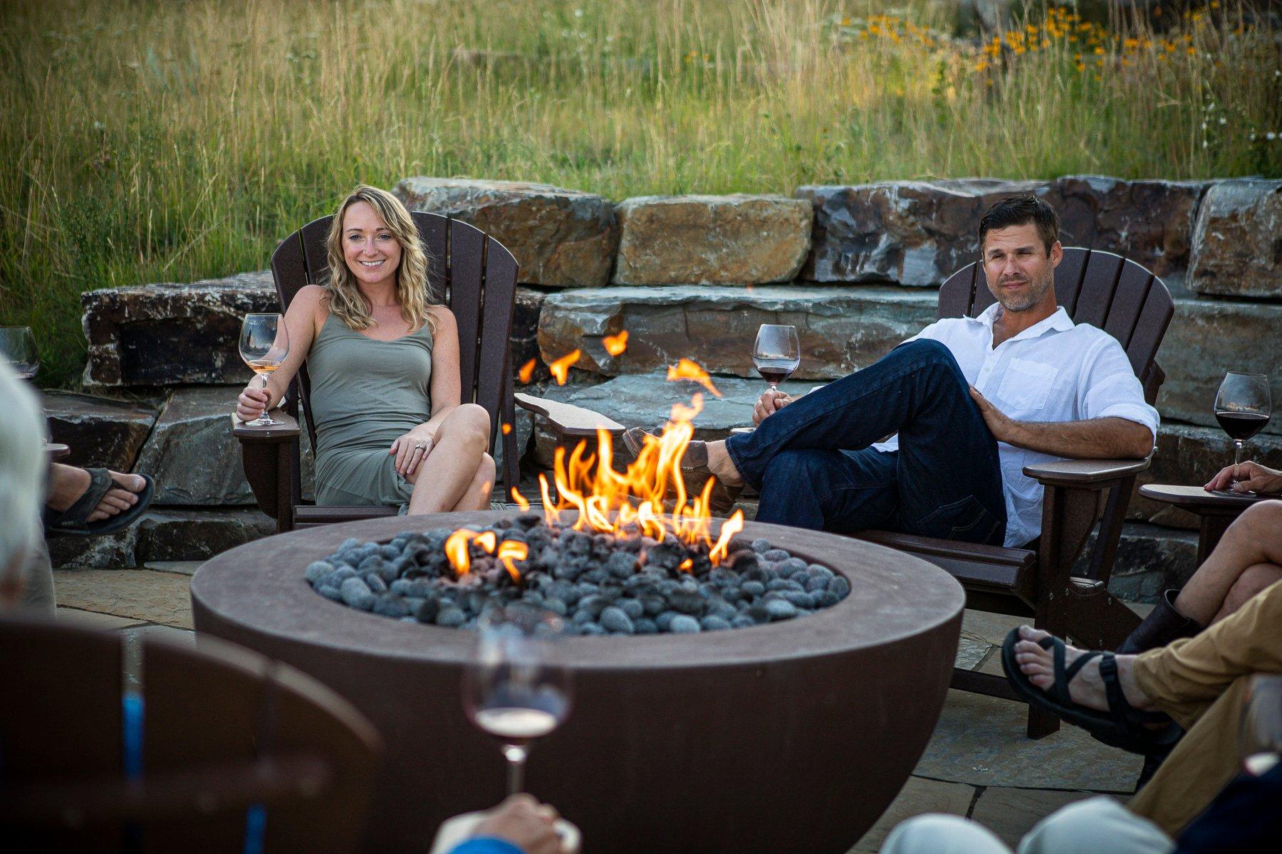 fire-pit-patio-wine