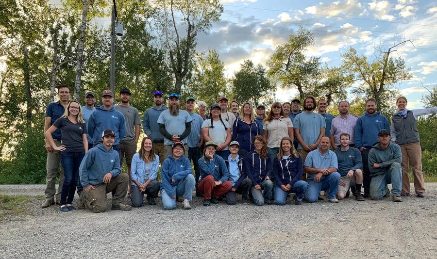 Blanchford Landscape Team Members